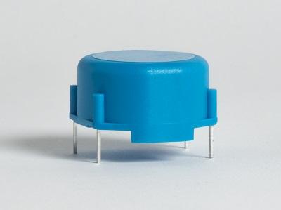 Fémláb körbefröccsöléses technológia, üvegszál erősítéses polikarbonát alapanyag, réz ötvözet lábak, lábak húzópróbája>50N